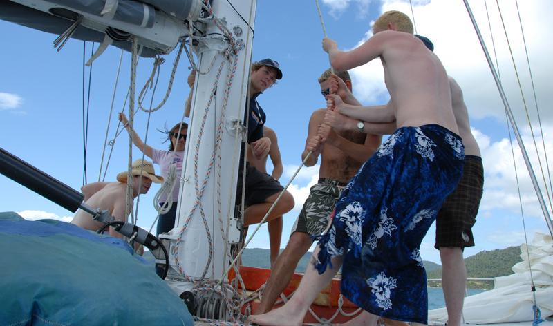Broomstick: 2 day/2 night Whitsundays Sailing - departs